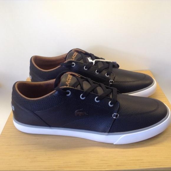 fashion styles wide varieties competitive price *NEW* Lacoste Bayliss VULC 317 US CAM NWT